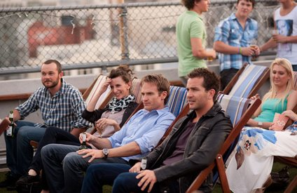 All Melbourne. A flick at the Rooftop Cinema!