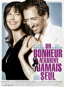 HAPPINESS NEVER COMES ALONE_Poster FR