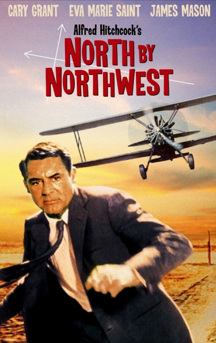 Film review north by northwest 1959 film blerg for Cary grant first movie