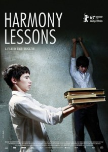 Harmony Lessons poster