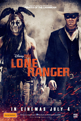 Film Review: The Lone Ranger (2013)