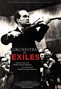 orchestra of exiles poster