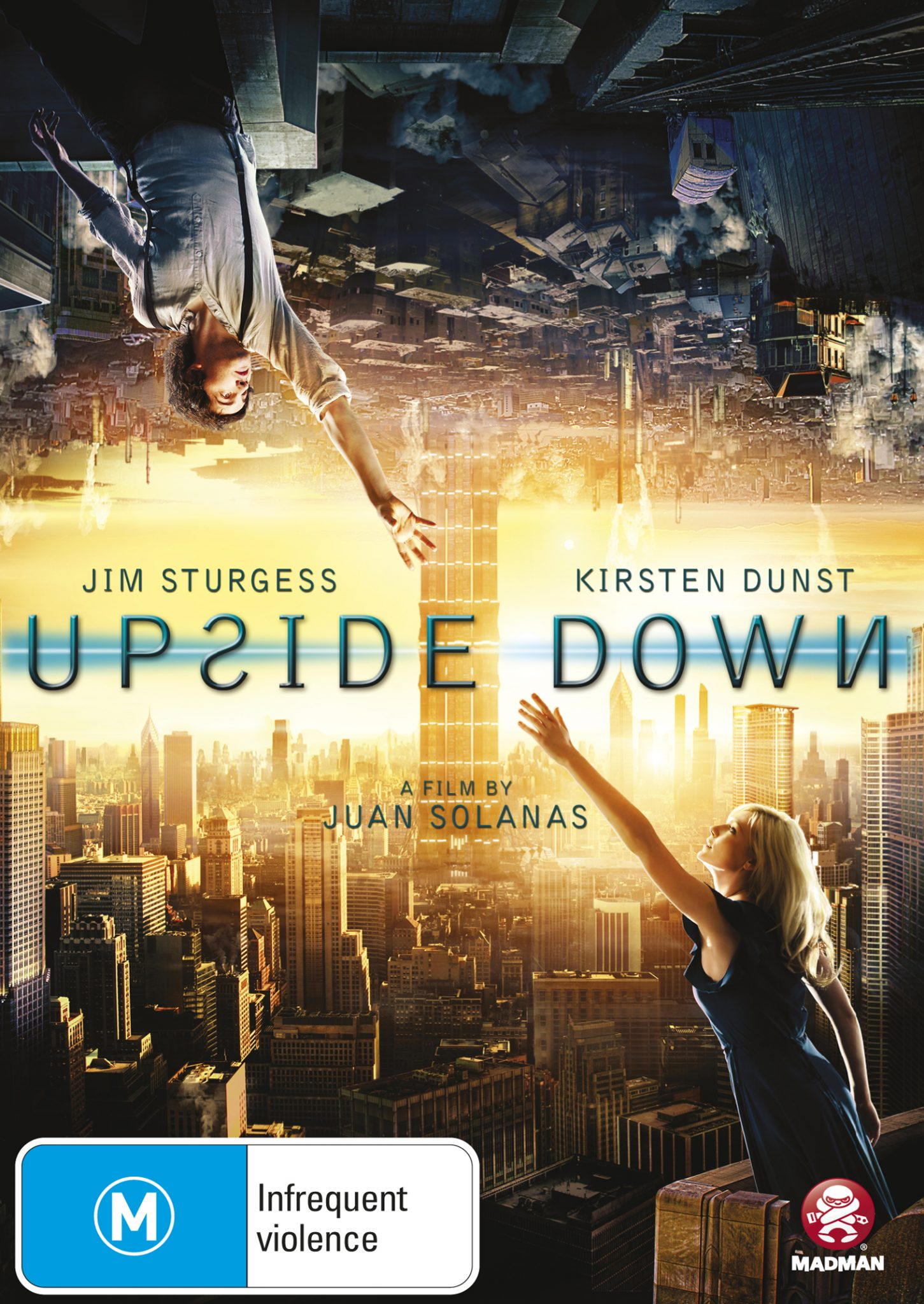 Film Review: Upside Down (2012)