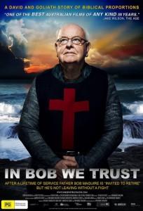 in bob we trust poster