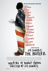 lee daniels the butler poster