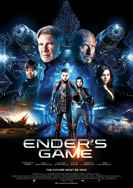 Film Review: Ender's Game (2013) – Film Blerg