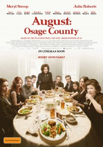 August Osage County New Poster