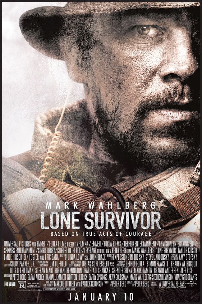 Image result for Lone Survivor (2013)