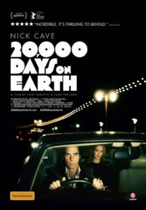 20000 days on earth poster