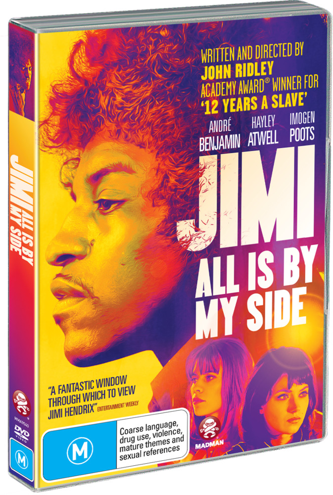Closed Jimi All By My Side Dvd Giveaway Film Blerg
