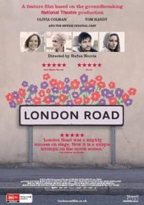 london road poster