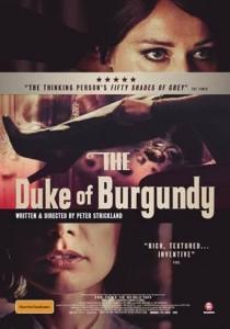 the duke of burgandy poster