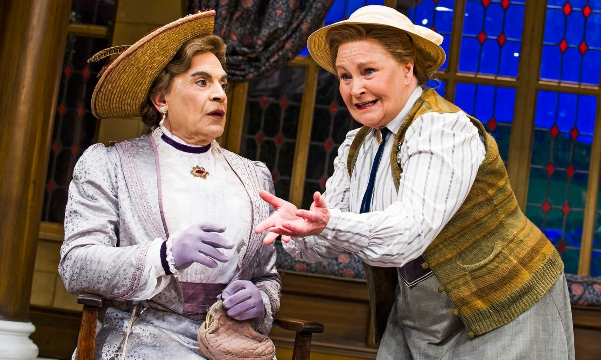 NT Live The Importance of being Earnest