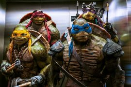 Teenage Mutant Ninja Mutants 2
