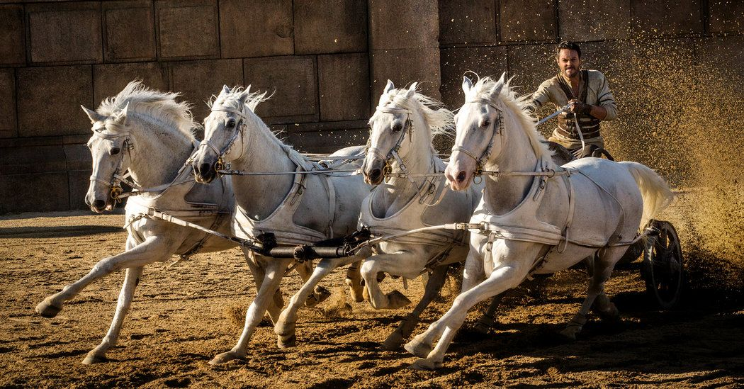 Film Review Ben Hur 2016 Film Blerg