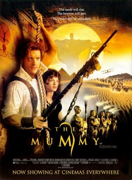 Film Review The Mummy 1999 Film Blerg