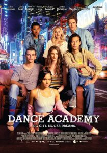 Dance Academy The Movie poster