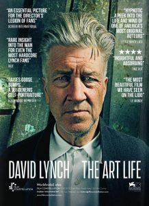 David Lynch The Art Life poster