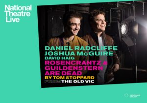 Rosencrantz and Guilderstern poster