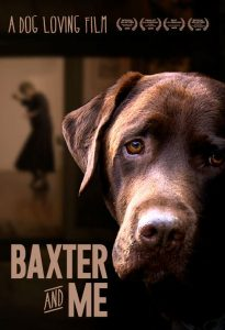 Baxter and me poster