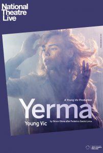 NT Live Yerma poster