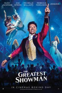 The Greatest Showman poster
